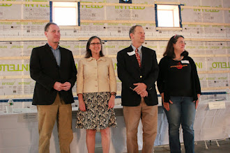 Photo: 2015 Working Lands Press Event at Maple Wind Farm in Richmond, VT