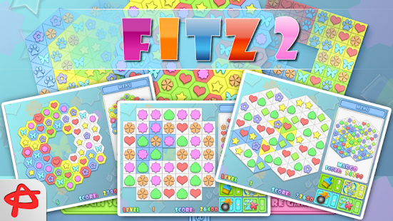 Fitz 2: Magic Match 3 Puzzle- screenshot thumbnail