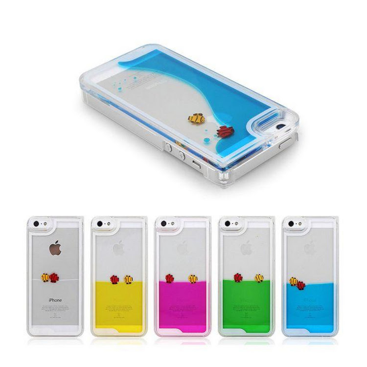 Aqua Fish Case iPhone6/6+ by Supermodels Secrets
