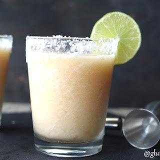 Key Lime Plum Margarita.