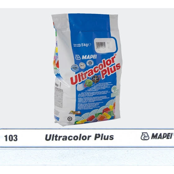 Ultracolor Plus Fogmassa 103 Moonwhite 5kg