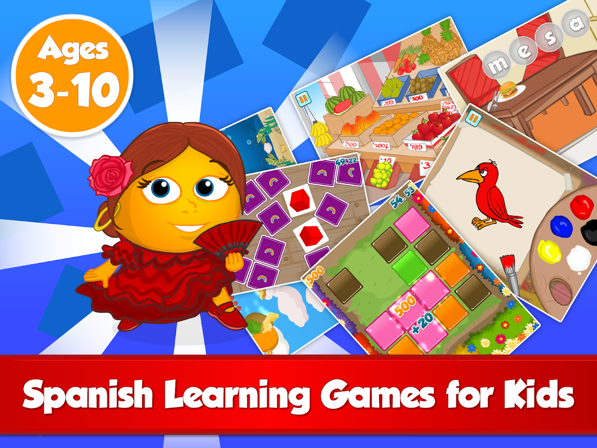 Fun Spanish Language Learning - Android Apps on Google Play