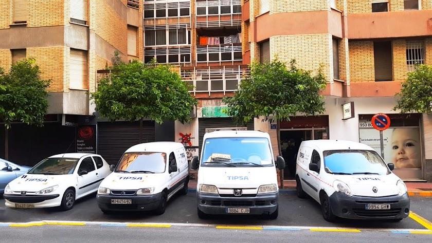Tipsa Almería Centro, un servicio de cercanía y compromiso