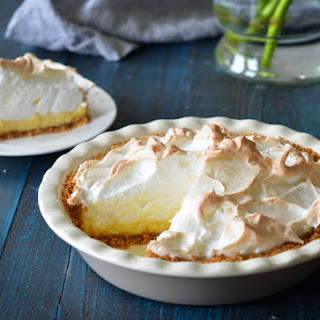 Lemon Meringue Pie Without Cornstarch Recipes.