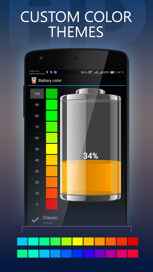 Battery HD Pro Screenshot 10