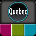 Quebec Offline Map Guide icon