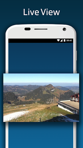 SRF Meteo - Wetter Prognose Schweiz  screenshots 8