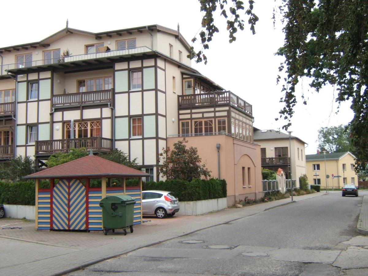 3-Zi-PENTHOUSE-Ferienwohnung SEESTERN-Residenz in Kühlungsborn