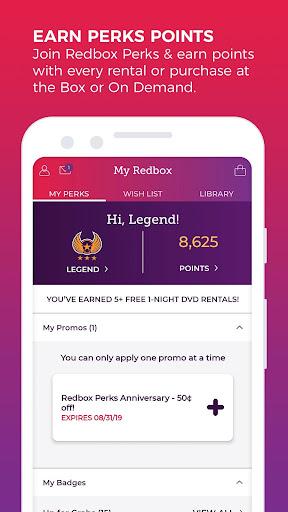 Redbox – Rent, Watch, Play screenshot 5