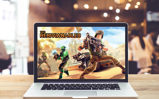 Respawnables HD Wallpapers Game Theme
