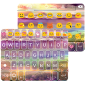 Cute Wallpaper Emoji Keyboard