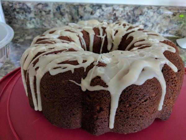 Sherry Wine Pound Cake Recipe