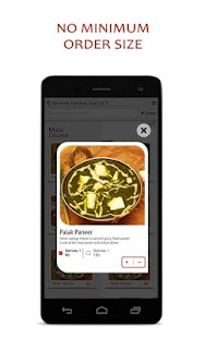 Oye24 - Online Food delivery- screenshot thumbnail