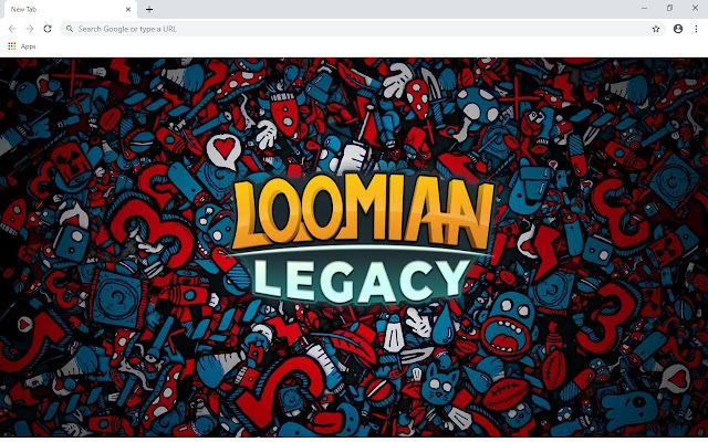 Roblox Loomian Legacy Wallpapers and New Tab