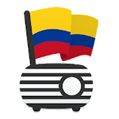 Radio Colombia: Internet Radio App + FM Radio