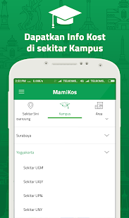 MAMIKOST, kost/room Finder App- screenshot thumbnail