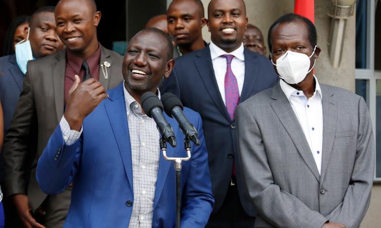 Partyless' Ruto risks impeachment