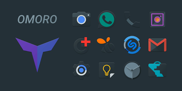 Omoro – Icon Pack v4.8.0 [Patched] 8