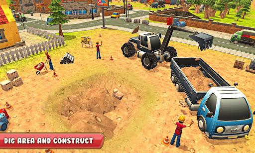 Loader & Dump Construction Truck 1.1 screenshots 4