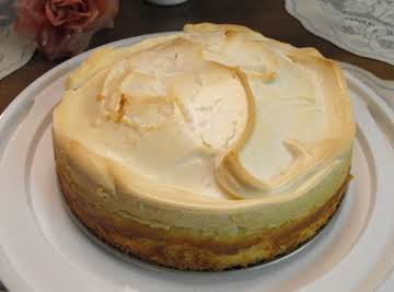Kim's Coconut Cream Cheesecake