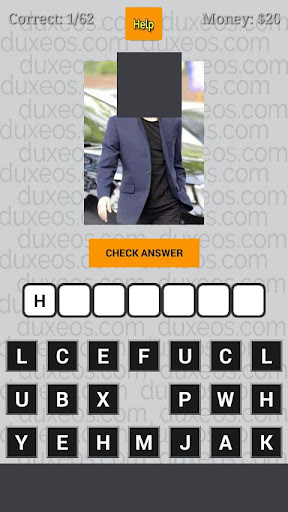 Town Quiz Game
