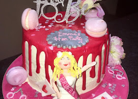 Hen party cake
