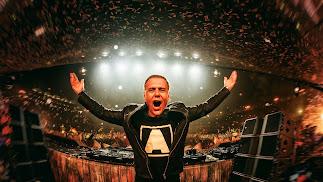 El legendario dj Armin van Buuren.