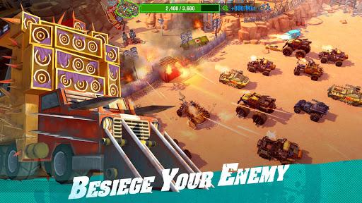 Doomwalkers - Survival War 5.4 gameplay | by HackJr.Pw 3