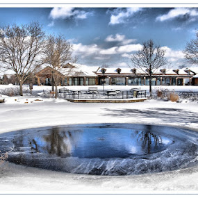 Cox Arboretum by Vickie Barnhill - Landscapes Weather