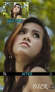 DSLR Photo Effect - náhled