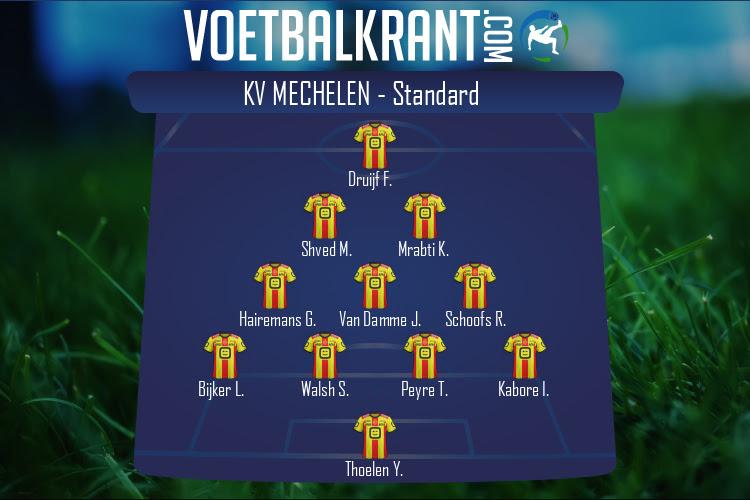 KV Mechelen (KV Mechelen - Standard)