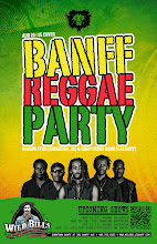Photo: Banff Reggae Party