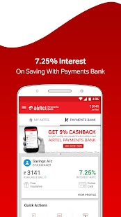 My Airtel-Online Recharge, Pay Bill, Wallet, UPI- screenshot thumbnail