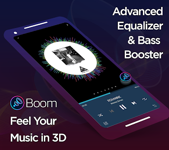Download Boom: Music Player, Bass Booster and Equalizer free 1
