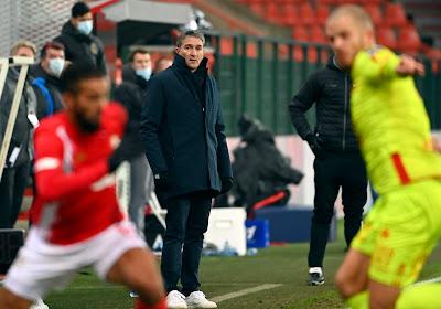 """Philippe Montanier après Standard-Malines: """"Une vraie déception, cela laisse un goût amer"""""""