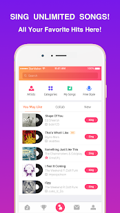 StarMaker: Free to Sing with 50M+ Music Lovers Screenshot