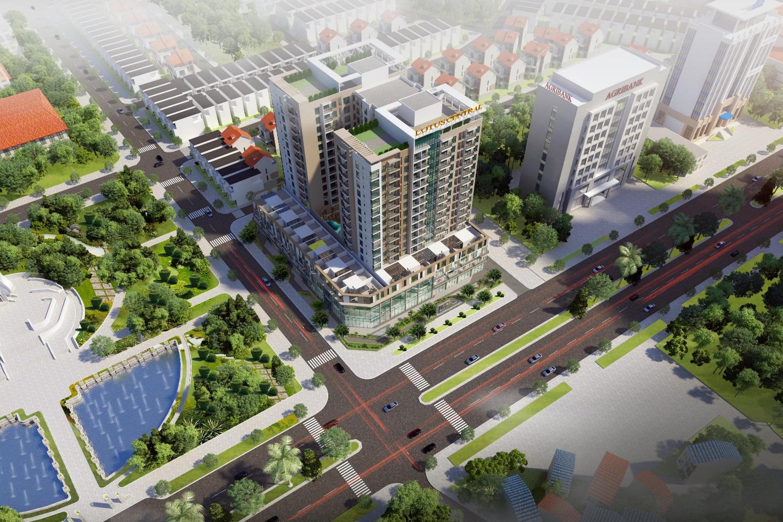 Khu đô thị Quế Võ Bắc Ninh