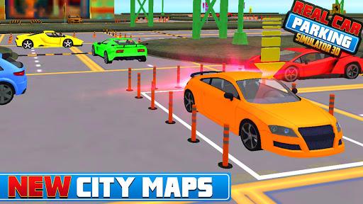 Real Car Parking Simulator 3D 1.01 screenshots 2