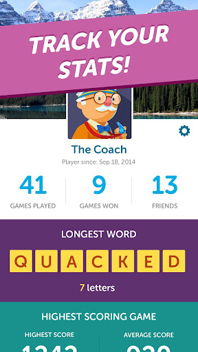 Word Streak-Words With Friends  screenshots 6