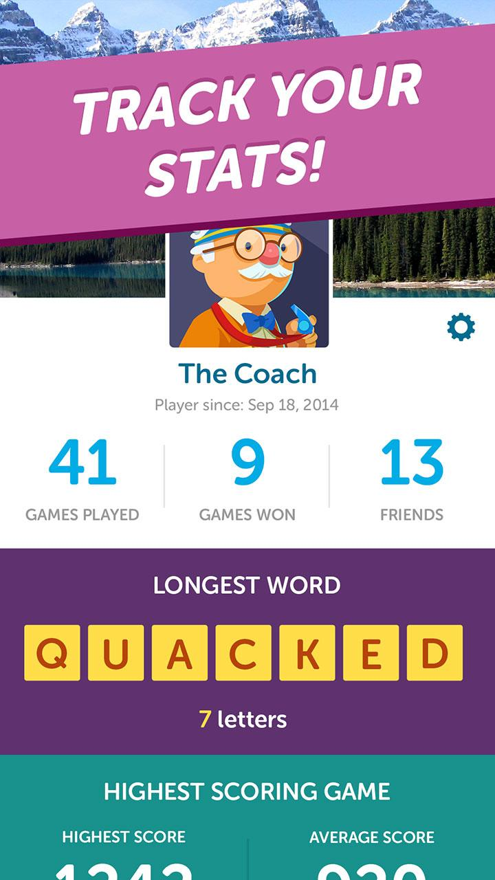 WordStreak by WordsWithFriends screenshot #6