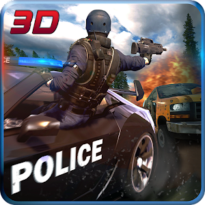 Police Car Hill Climb Driver for PC and MAC