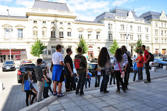 Photo: Adaptační kurz třídy 1. A (Ostrava - Lysá hora - hrad Hukvaldy, středa 4. - sobota 7. září 2013).