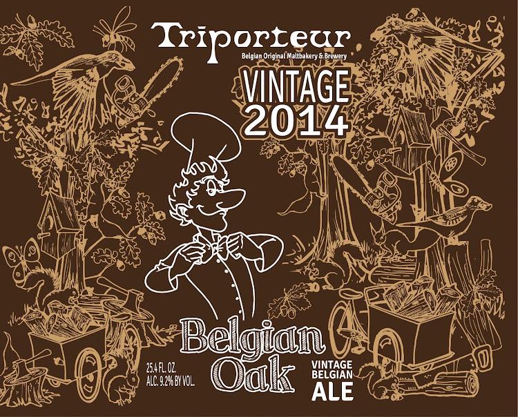 Logo of B.O.M. Triporteur Special Roast Belgian Oak Vintage 2015
