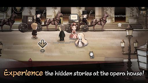 MazM: The Phantom of the Opera [Mod] Apk - Haunted theater