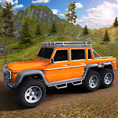 Offroad 6x6 Hilux Truck Driving Simulator 2018