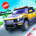 Sports Car Crazy Stunt Simulator 2020 Game icon