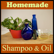 Homemade Hair Oil and Shampoo Making Videos
