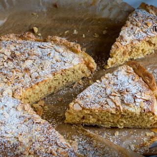 Amaretti Puff Pastry Quick Cake
