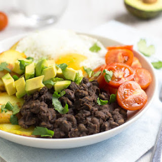 Smoky Black Bean Breakfast Bowls Recipe