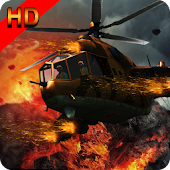 Assasin Gunship Helicopter War